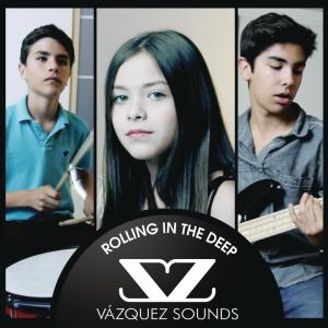 收聽Vazquez Sounds的Rolling in the Deep歌詞歌曲