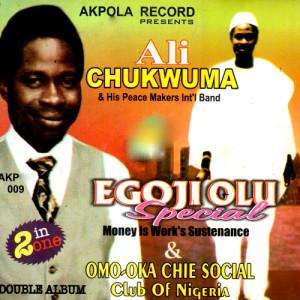 Album Egoji Olu Special from Ali Chukwuma & His Peace Makers Int'l Band
