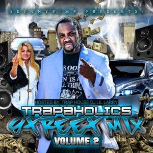 Album Street Mix: Volume 2 (Explicit) from Kingpin Skinny Pimp