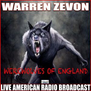 Album Werewolves Of England from Warren Zevon