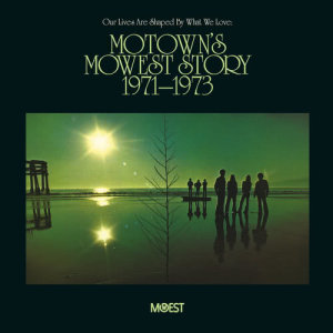 Album Motown's Mowest Story (1971-1973) from Various Artists