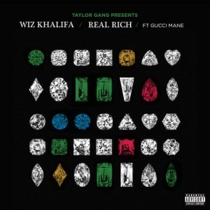 Listen to Real Rich (feat. Gucci Mane) song with lyrics from Wiz Khalifa