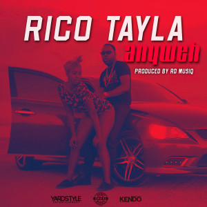 Album Anyweh from Rico Tayla