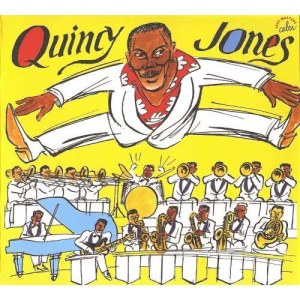 Quincy Jones的專輯CABU Jazz Masters: Quincy Jones