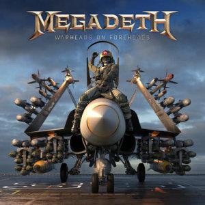 Megadeth的專輯Warheads On Foreheads