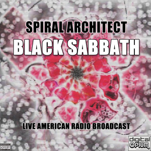 Album Spiral Architect (Live)(Explicit) from Black Sabbath