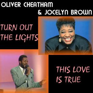 Album Turn out the Lights from Oliver Cheatham