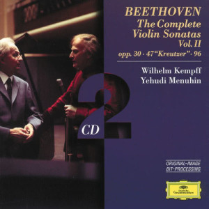 Yehudi Menuhin的專輯Beethoven: The Complete Violin Sonatas Vol.II