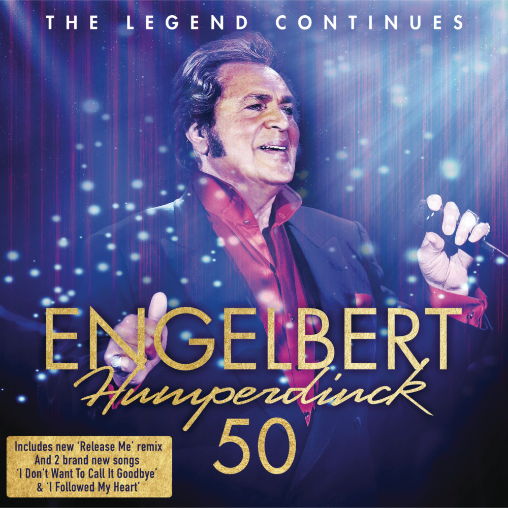 Winter World Of Love 2017 Engelbert Humperdinck
