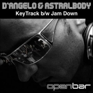 Album Keytrack/ Jam Down from D'Angelo