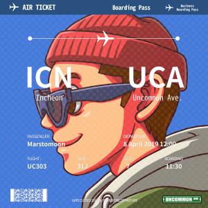 อัลบั้ม ICN (feat. Molly.D, Takyeon & PDAY)