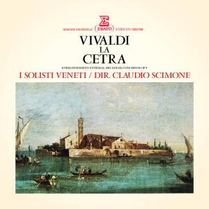 Claudio Scimone的專輯Vivaldi: La cetra, Op. 9