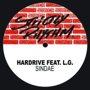 Album Sindae (feat. L.G.) from Hardrive