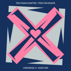 TOMORROW X TOGETHER的專輯The Chaos Chapter: FIGHT OR ESCAPE
