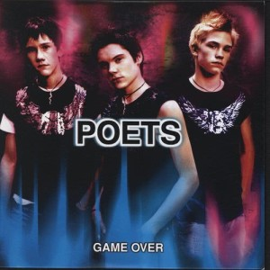 Album Game Over from Poets