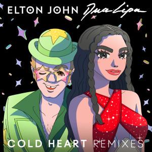 Album Cold Heart (Claptone Remix) from Dua Lipa