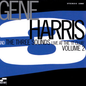 Album Live At The IT Club from Gene Harris & The Three Sounds