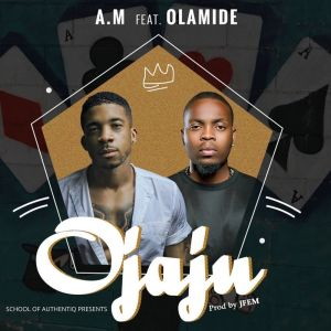 Album Ojaju from Olamide