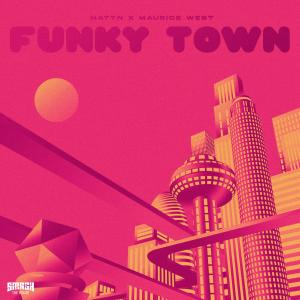 Album Funky Town from Maurice West