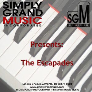 Album Simply Grand Music Presents: The Escapades from The Escapades
