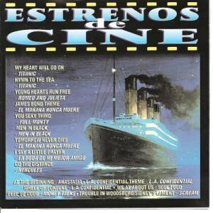 Album Estrenos De Cine Vol.1 from Livingstone Orchestra