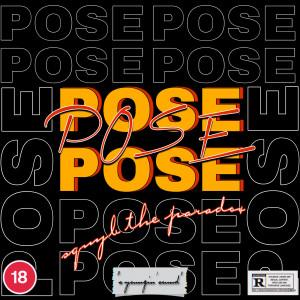 Album Pose (Explicit) from Squyb The Paradox