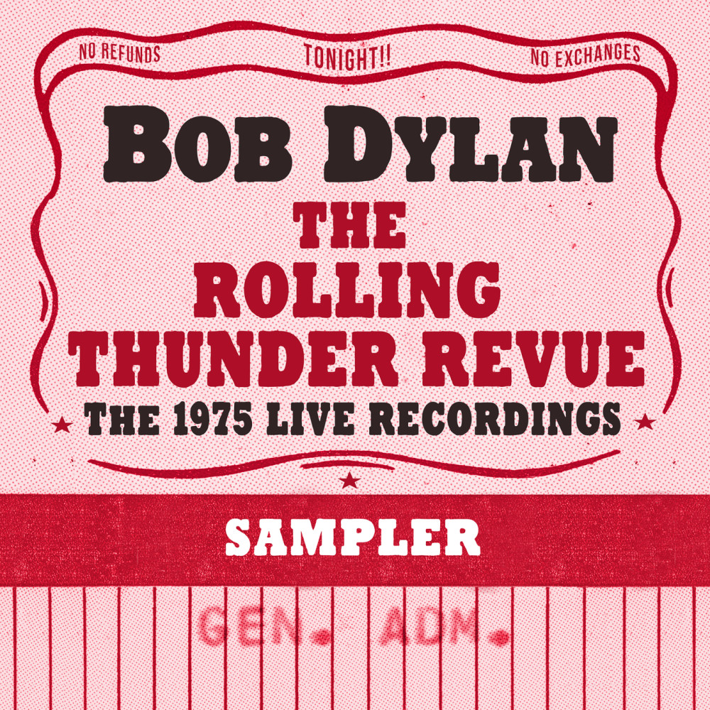 ฟังเพลงอัลบั้ม The Rolling Thunder Revue: The 1975 Live Recordings (Sampler)
