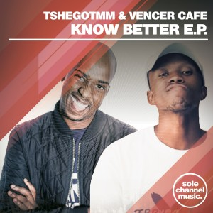 Album Know Better EP from Vencer Cafe
