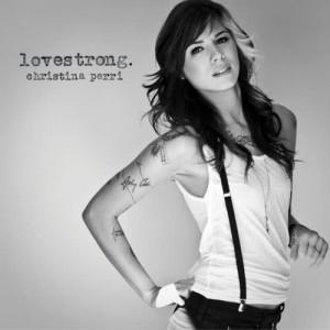 Album lovestrong. from Christina Perri