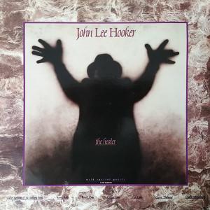John Lee Hooker的專輯The Healer