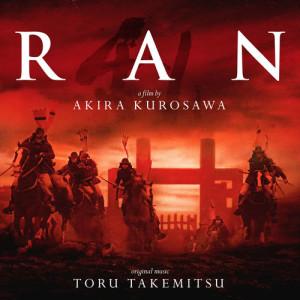 Album Ran (Original Motion Picture Soundtrack) from 武満徹