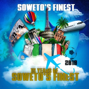 Album 15 Years of Soweto's Finest from Soweto's Finest