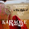 Ameritz Spanish Karaoke Album Enganchado Años 70 Argentina (In the Style of Donal Y Otros) [Karaoke Version] - Single Mp3 Download