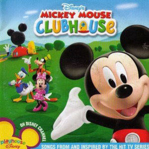Album Mickey Mouse Clubhouse from Various Artists