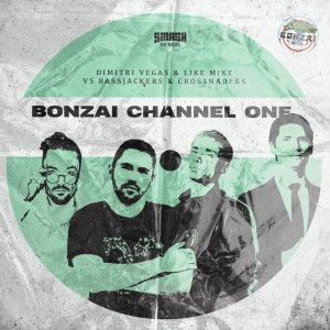 Album Bonzai Channel One from Bassjackers