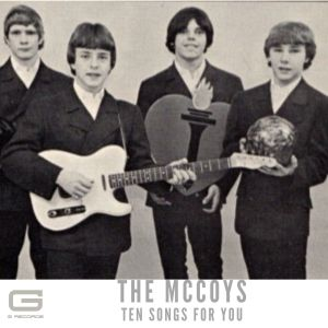 The McCoys的專輯Ten songs for you