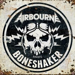Album Boneshaker from Airbourne