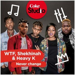 Album Never Change(Coke Studio South Africa Season 2) - Single from WTF!