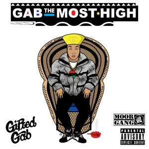 Album Gab the Most High from Gifted Gab