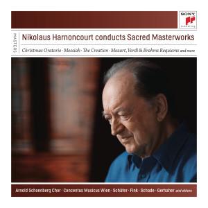 Album Nikolaus Harnoncourt Conducts Sacred Masterworks from Nikolaus Harnoncourt
