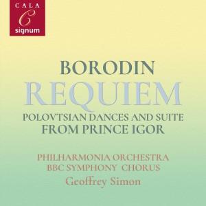 Philharmonia Orchestra的專輯Borodin: Requiem, Polovtsian Dances and Suite from Prince Igor
