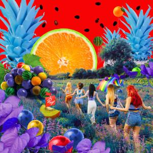 Red Velvet的專輯The Red Summer – Summer Mini Album