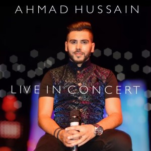 Album Live In Concert from Ahmad Hussain