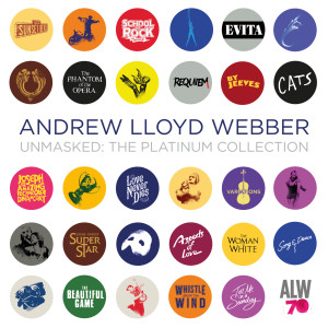 Andrew Lloyd Webber的專輯Unmasked: The Platinum Collection
