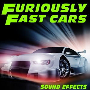 Sound Ideas的專輯Furiously Fast Cars Sound Effects
