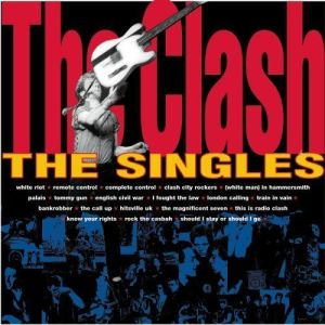 The Singles 2007 The Clash