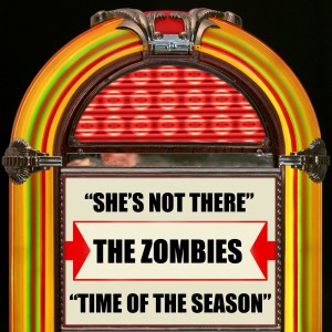 Album She's Not There / Time Of The Season from The Zombies