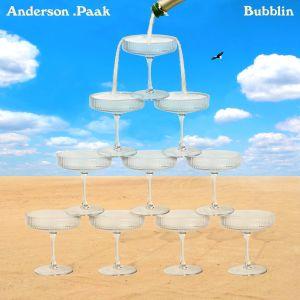 อัลบั้ม Bubblin
