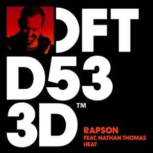 Album Heat (feat. Nathan Thomas) from Rapson