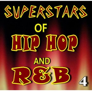 Album Superstars of Hip Hop and R&B, Vol. 4 (Instrumental) from Todd Day Band